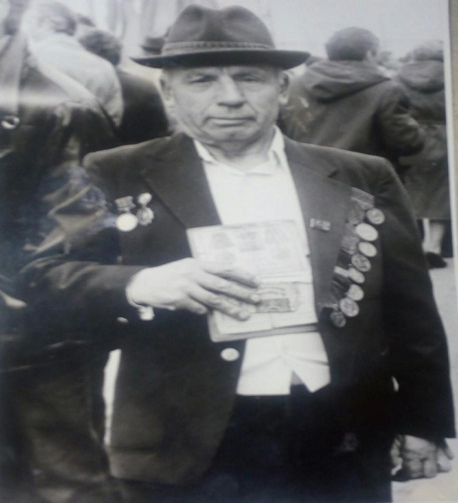 Уколов Михаил Петрович
